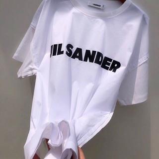ジルサンダー(Jil Sander)のJIL SANDER ジルサンダル  SXサイズ(Tシャツ(半袖/袖なし))