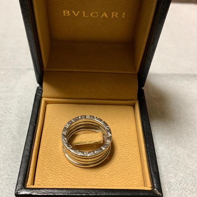 BVLGARI(ブルガリ)のBVLGARI  B-BEZ01 リング WG レディースのアクセサリー(リング(指輪))の商品写真