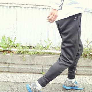 アディダス(adidas)のadidas hyke トラックパンツ S  黒(その他)