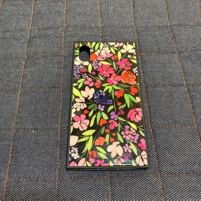 iphone XR 花柄カバーの通販 by penpenショップ❤️|ラクマ