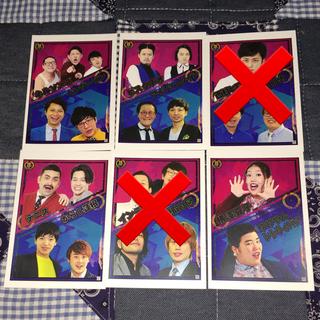 ヨシモト∞ホール × まんざい道場 非売品ポストカード(お笑い芸人)