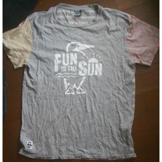 チャムス(CHUMS)のchums  Tシャツ  L(Tシャツ/カットソー(半袖/袖なし))