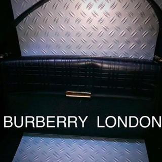 バーバリー(BURBERRY)のBURBERRY バーバリーロンドン ハンドバッグ(ハンドバッグ)