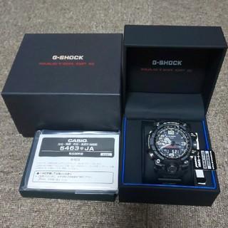 ジーショック(G-SHOCK)のGWG-1000-1AJF マッドマスター(腕時計(アナログ))