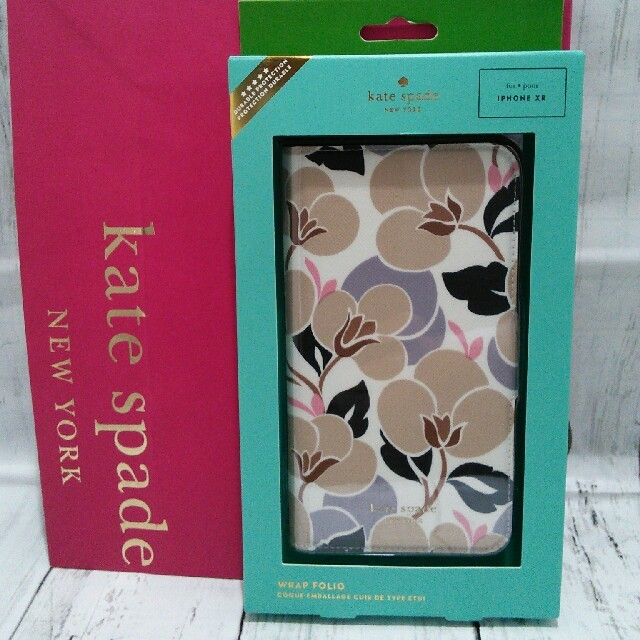 ポチャッコ iphone8 ケース - kate spade new york - ケイトスペード iPhoneケース  iPhone XR対応 手帳型の通販 by ショコラ's shop|ケイトスペードニューヨークならラクマ