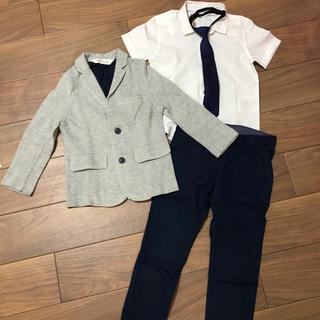 60eba600ba7f4 エイチアンドエム(H M)のH M 男の子 フォーマル スーツ (ドレス フォーマル)