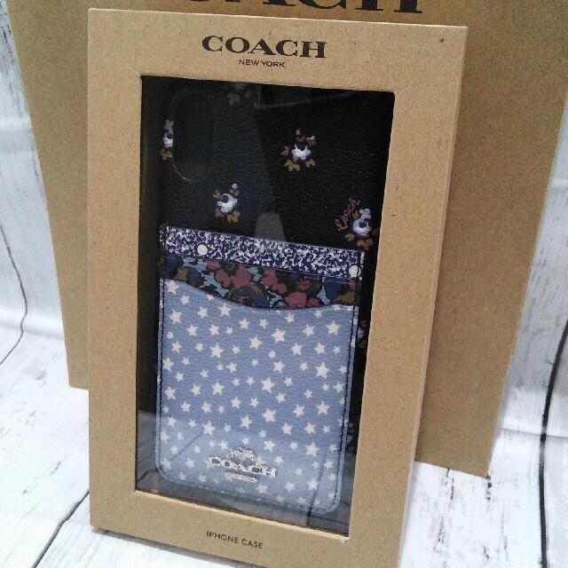 iphone 8 ケース 耐久性 / kate spade new york - コーチiPhone XR レザーケース【ポケット付き】花柄+星柄の通販 by ショコラ's shop|ケイトスペードニューヨークならラクマ