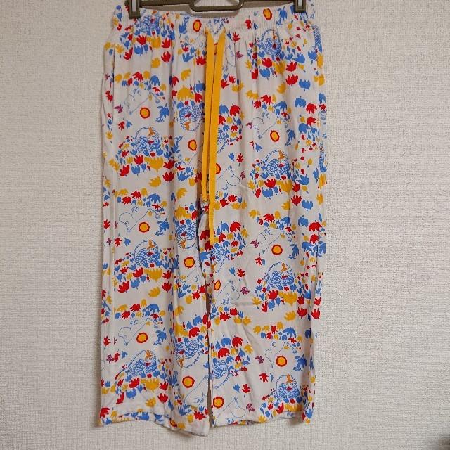 UNIQLO(ユニクロ)のM ムーミンとミィ リラコ 白 レディースのルームウェア/パジャマ(ルームウェア)の商品写真
