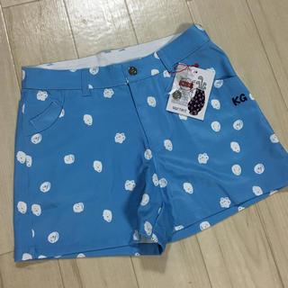 ゴルフウェア レディース☆ショートパンツ M