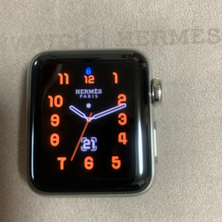 Hermes - エルメス×Apple Watch Series3 38mm GPS+セルラー