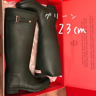 ハンター(HUNTER)の【23㎝】ハンター 長靴 レインブーツ(レインブーツ/長靴)