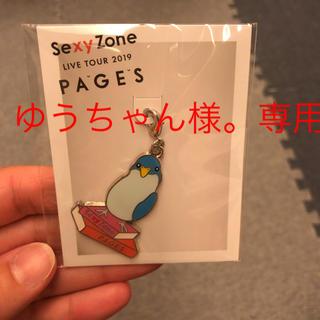 セクシー ゾーン(Sexy Zone)のチャーム(アイドルグッズ)