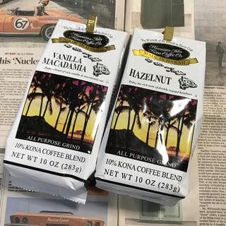 ハワイアンアイルズコナコーヒー ♬
