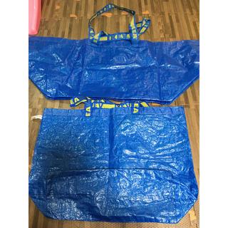 イケア(IKEA)のイケヤ IKEA 袋 ショップ袋 セット インテリア バック レディースメンズ(エコバッグ)