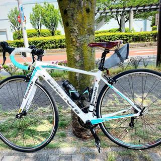 ビアンキ(Bianchi)の(6/6 6/7のみ値下げ)BIanchi INTENSO  ロードバイク(自転車本体)
