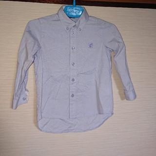 コムサイズム(COMME CA ISM)のコムサイズム カッターシャツ 100㎝(ブラウス)