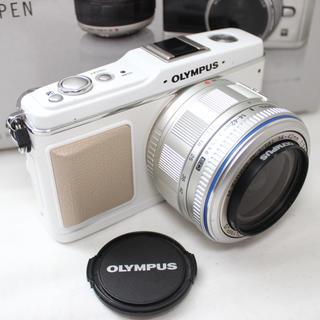 OLYMPUS - ❤️Wi-Fi❤️オリンパス P1 ミラーレスカメラ
