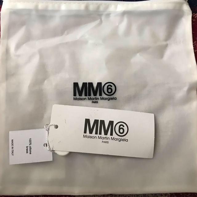 Maison Martin Margiela(マルタンマルジェラ)のマルジェラ ネックレス メンズのアクセサリー(リング(指輪))の商品写真