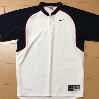 NIKE - NIKE ベースボールシャツ