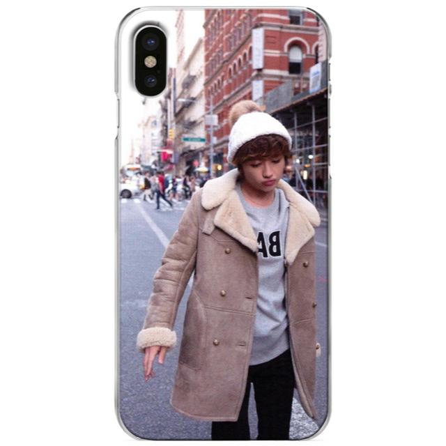 iphone 8 シンプル ケース | nissy 西島隆弘 iPhoneケース 各サイズ対応の通販 by iPhoneケース屋さん|ラクマ