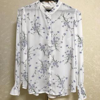 STYLENANDA - 韓国ファッション シフォンブラウス