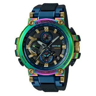 ジーショック(G-SHOCK)のラスト1本 MTG-B1000RB-2AJR 20周年限定モデル 新品・未使用(腕時計(デジタル))