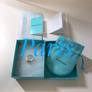 ティファニー(Tiffany & Co.)のTiffany T スクエア ラップ リング(リング(指輪))
