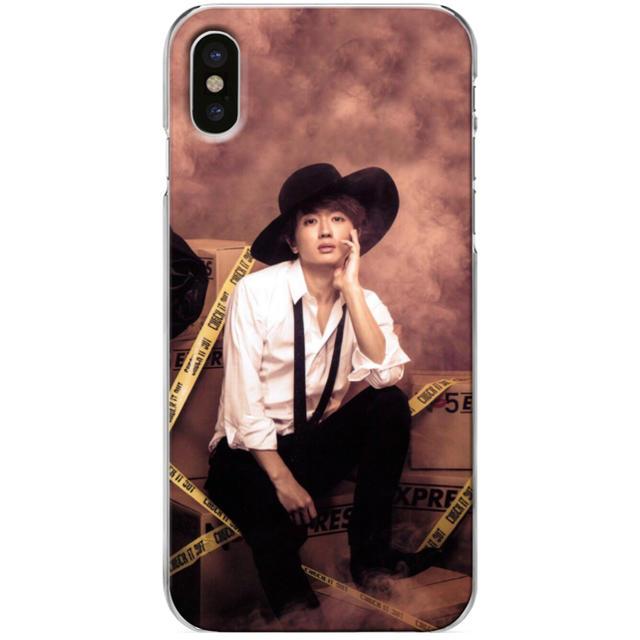 iphonex ケース 型紙 | nissy 西島隆弘 iPhoneケース 各サイズ対応の通販 by iPhoneケース屋さん|ラクマ