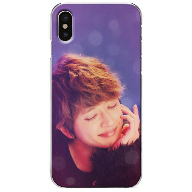 iphonex ケース クリア ハード 、 nissy 西島隆弘 iPhoneケース 各サイズ対応の通販 by iPhoneケース屋さん|ラクマ