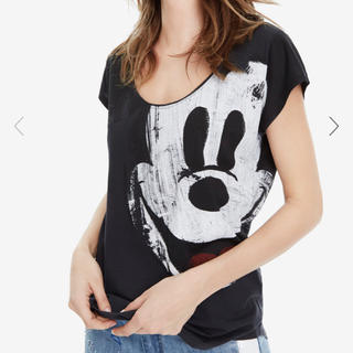 デシグアル(DESIGUAL)の【新品】Desigual disney Tシャツ(Tシャツ(半袖/袖なし))