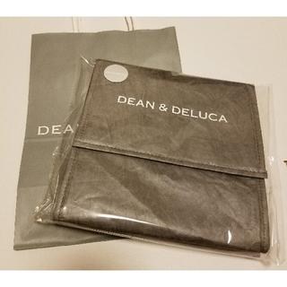 ディーンアンドデルーカ(DEAN & DELUCA)の【チャコールグレー】 DEAN&DELUCA ランチバッグ ゆうパケット発送(弁当用品)