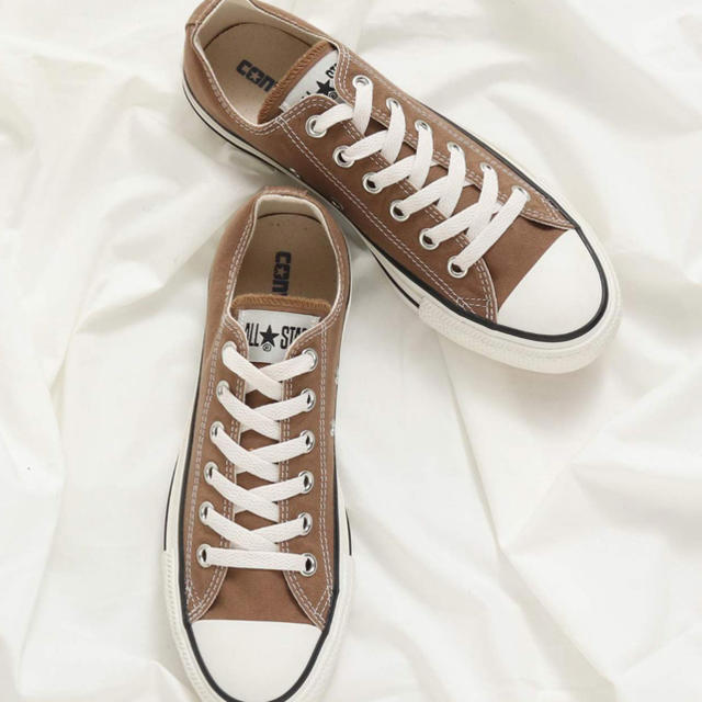CONVERSE(コンバース)のコンバース オールスター ブラウン 25cm レディースの靴/シューズ(スニーカー)の商品写真