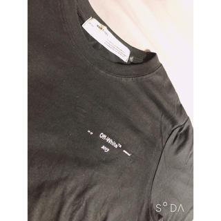 オフホワイト(OFF-WHITE)のオフホワイト (Tシャツ/カットソー(半袖/袖なし))