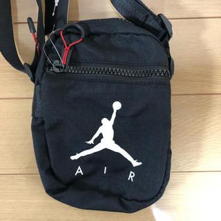 ナイキ(NIKE)の日本未発売 AIR JORDAN エアジョーダン ショルダーバッグ(ショルダーバッグ)