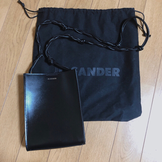 ジルサンダー(Jil Sander)のJIL SANDER タングルバッグ(ショルダーバッグ)