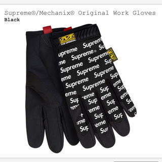シュプリーム(Supreme)のSupreme Mechanix Original Work Gloves (手袋)