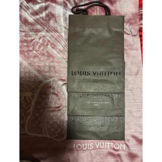 LOUIS VUITTON - ルイヴィトン のショップ袋3枚