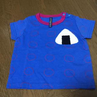 マーキーズ(MARKEY'S)のMARKEY'S オニギリTシャツ サイズ80(Tシャツ)