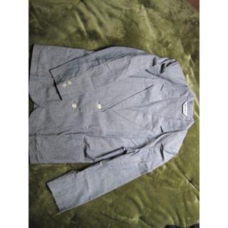 セシール(cecile)のシャンブレージャケット(テーラードジャケット)