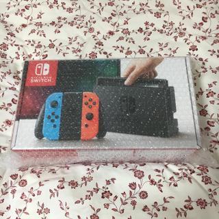 ニンテンドースイッチ(Nintendo Switch)のNintendo  switch 新品未開封(家庭用ゲーム本体)