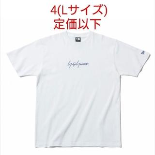 ヨウジヤマモト(Yohji Yamamoto)のYohji Yamamoto× NEW ERA 19ss Tシャツ(Tシャツ/カットソー(半袖/袖なし))