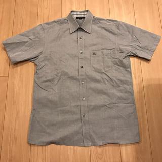 バーバリー(BURBERRY)のBURBERRY  バーバリー メンズ 半袖シャツ(シャツ)