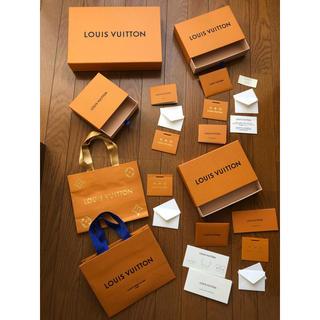 LOUIS VUITTON - ルイヴィトン 空箱 紙袋