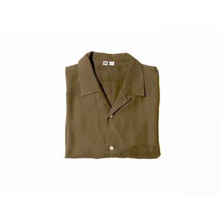 ユニクロ(UNIQLO)のUNIQLO U オープンカラーシャツ 2017SS(シャツ)