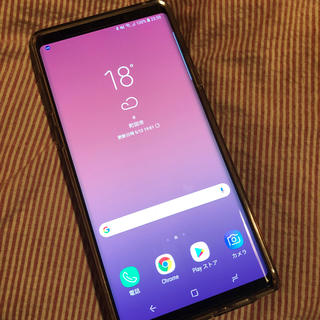 SAMSUNG - Galaxy Note 9 SM-N960F/DS カッパーゴールド