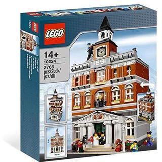 Lego - レゴ タウンホール