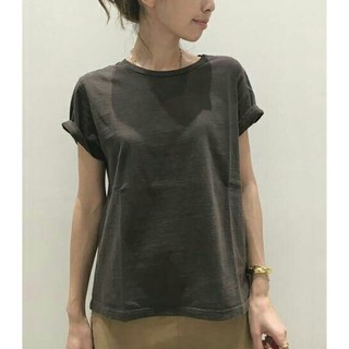 L'Appartement DEUXIEME CLASSE - used◇アパルトモン REMI RELIEFcompact T◆ブラック
