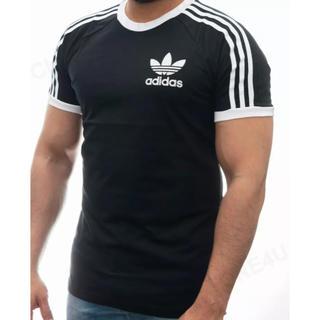adidas - 【新品】adidas Tシャツ ★ブラック★Lサイズ