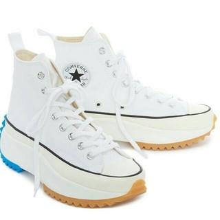 コンバース(CONVERSE)のconverse jwanderson white run star hike(スニーカー)