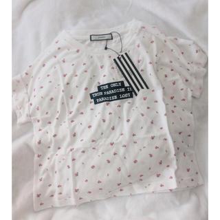 jouetie - 新品jouetie花柄Tシャツ